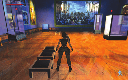 Detonado Tomb Raider The Angel of Darkness