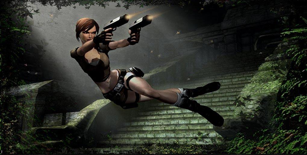 Detonado Tomb Raider Legend