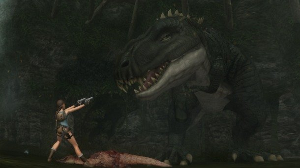 Detonado Tomb Raider Anniversary
