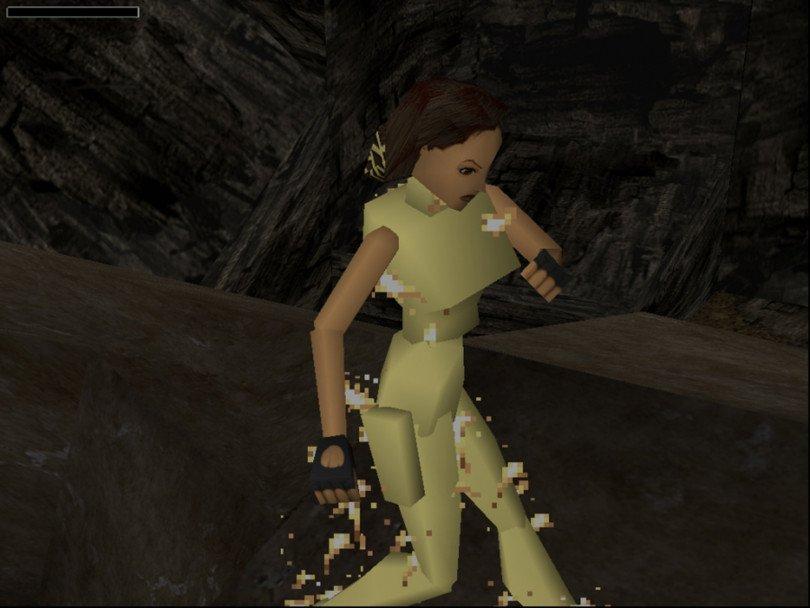 Melhores momentos dos Tomb Raider's 1 e 2