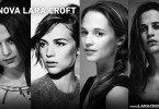 OFICIAL: Estúdio define atriz que interpretará Lara Croft nos cinemas