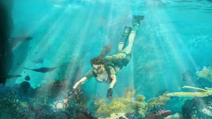 10 anos de Tomb Raider: Legend