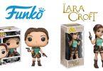 Em breve: Nova linha de figuras da Funko inspiradas em Lara Croft
