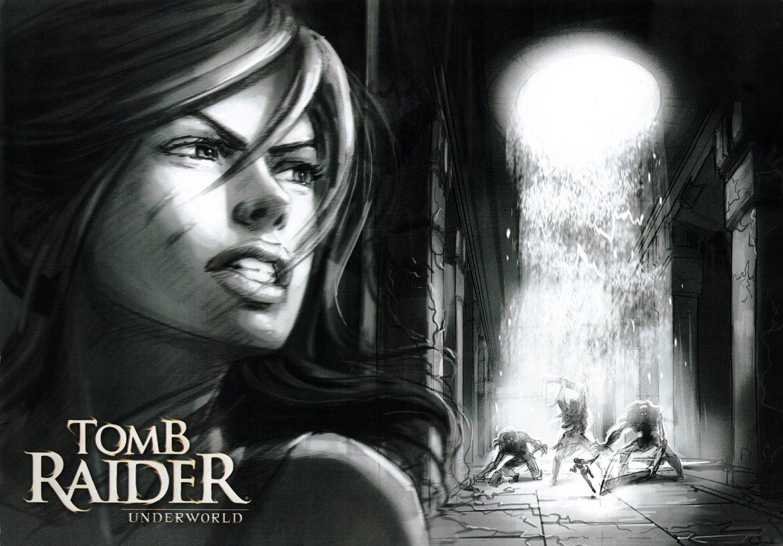 Tomb Raider: Underworld agora está disponível para Xbox One! - Lara