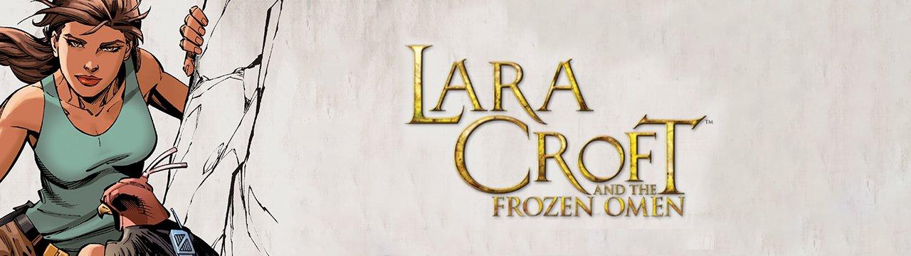 Lara Croft and the Frozen Omen (2015-2016)