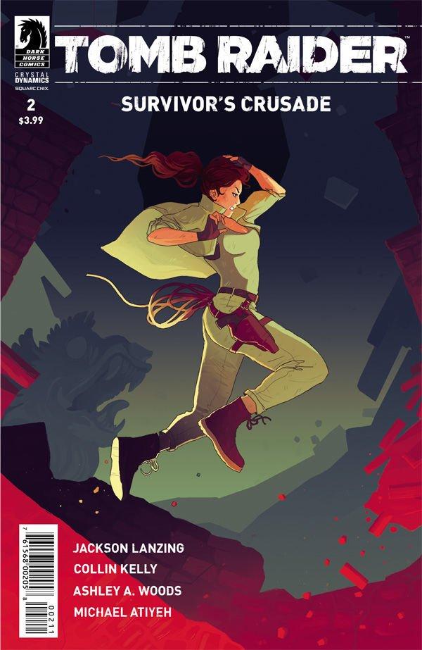 Tomb Raider: Survivor's Crusade