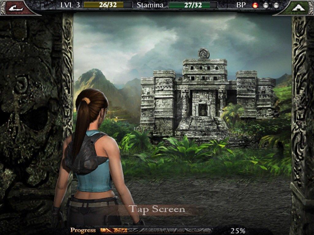 Lara Croft: Reflections