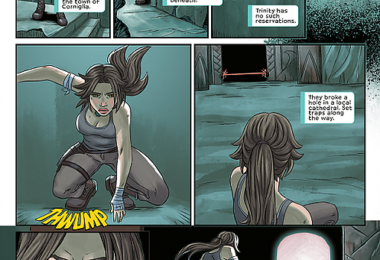 Tomb Raider: Survivor's Crusade - Vol. 1
