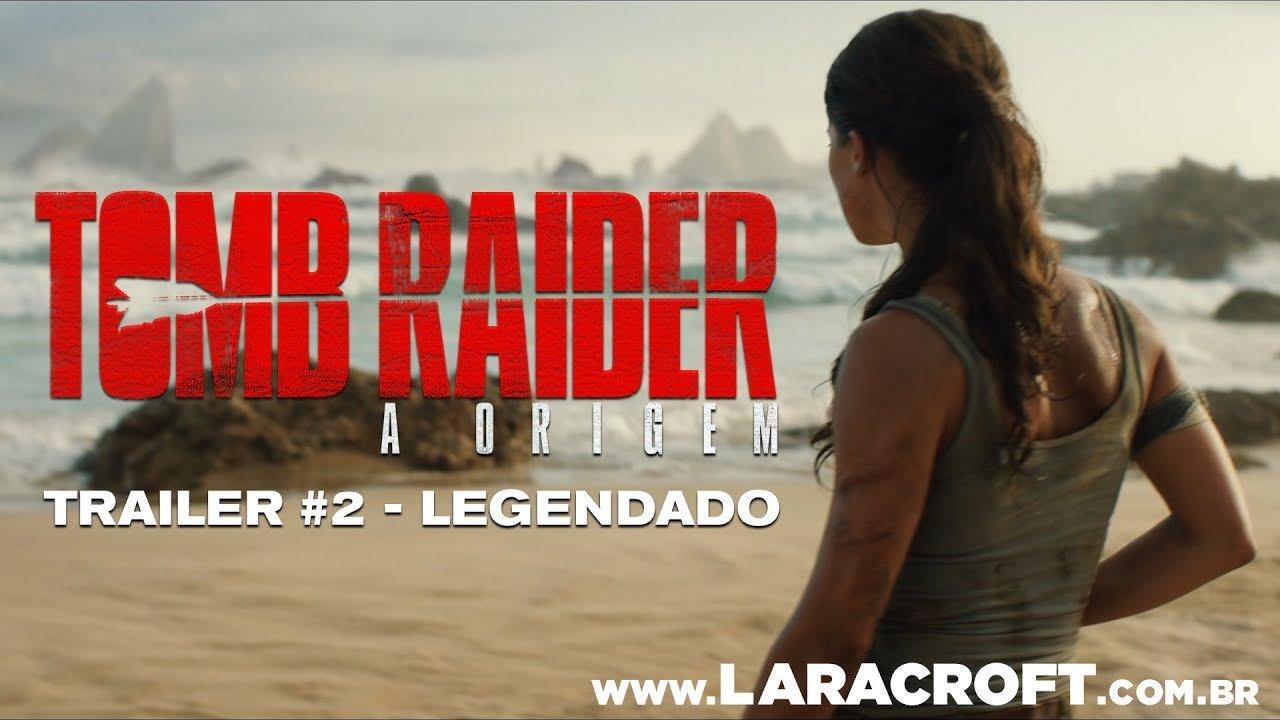 Tomb Raider: A Origem