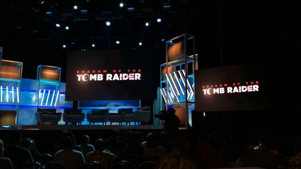 E3 2018 | Trip Report e Impressões de Shadow of the Tomb Raider