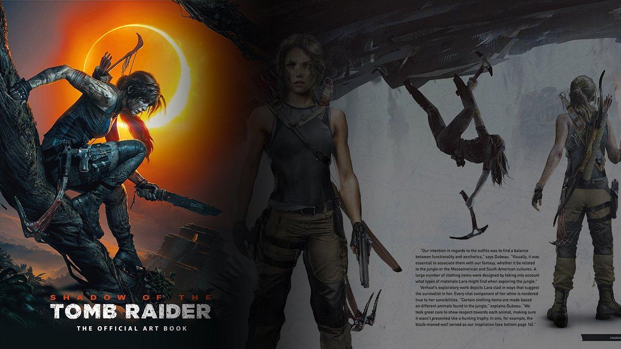 tomb raider 1996 vs 2018