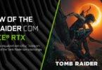 Shadow of the Tomb Raider será otimizado para a GeForce RTX