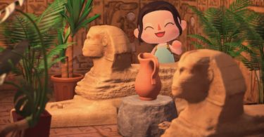 Skins de Tomb Raider em Animal Crossing: New Horizons