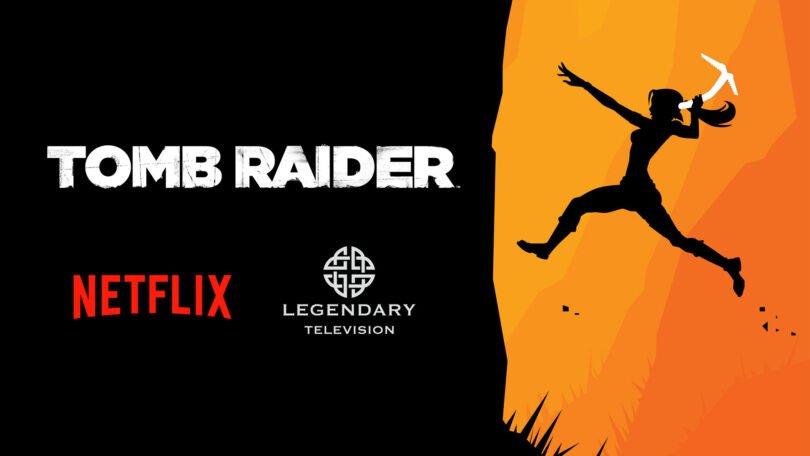 Tomb Raider ganhará série animada na Netflix